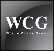 Logotipo World Cyber Games WCG